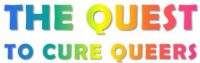 The Quest To Cure Queers Logo